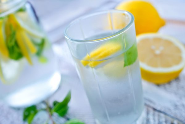 bevanda al limone, digestiva, antireflusso