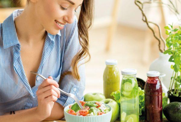 sana e corretta alimentazione per rinforzare le difese immunitarie